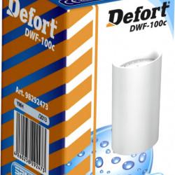 Defort DWF-100c Ανταλλακτικό Φίλτρο Νερού Ενεργού Άνθρακα (Για DWF-600 & DWF-500 + Veluda TF1) 0005828