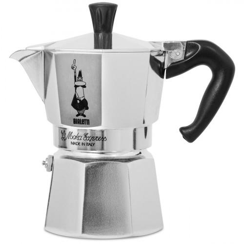 BIALETTI Moka Express Καφετιέρα Espresso 6 Μερίδων (0001163) 0018362