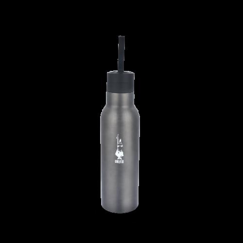 BIALETTI Μπουκάλι Θερμός 500ml Γκρι (DCXIN00008/2) 0021959