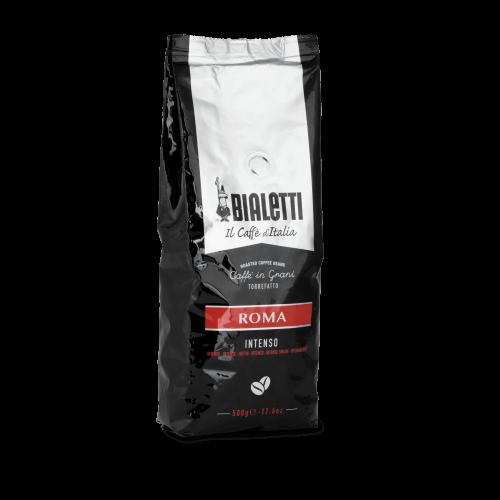 BIALETTI COFFEE BEANS Roma IntensoΚαφές Espresso σε Κόκκους 500gr 0024710