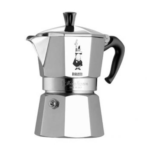 BIALETTI Moka Express Καφετιέρα Espresso 3 Μερίδων (0001162) 101777